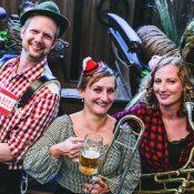 Walkabees Oktoberfest-Musi: Pressebild 1 4print