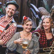 Walkabees Oktoberfest-Musi: Pressebild 1 4web