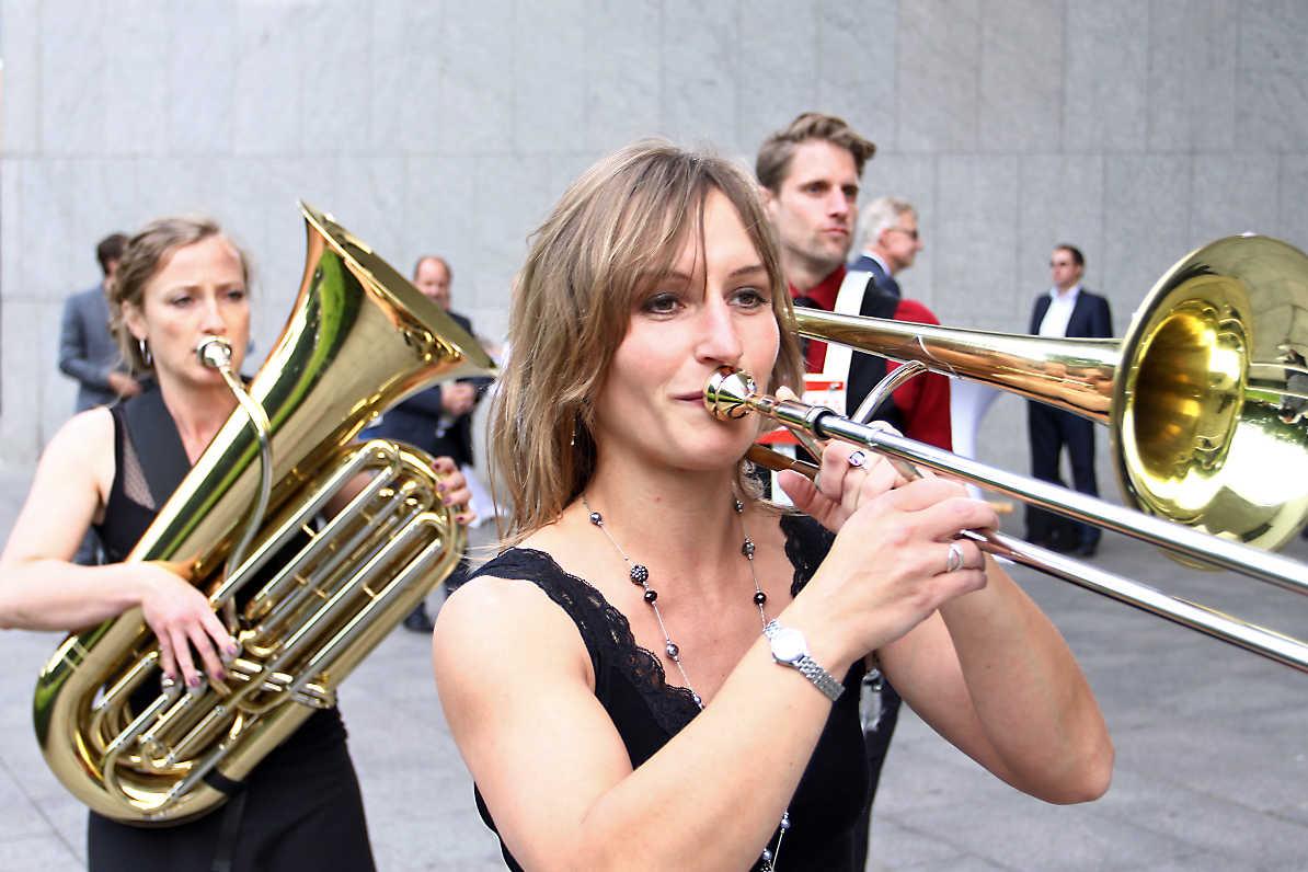 Walkabees - Die mobile Band aus Berlin